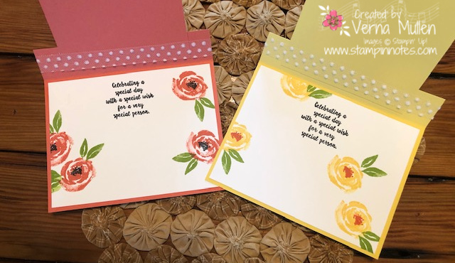 Beautiful friendship cards inside2