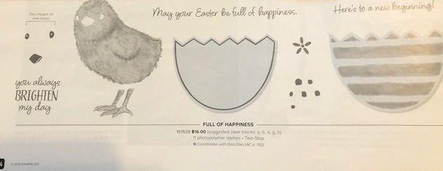 Full of Happiness stamp2