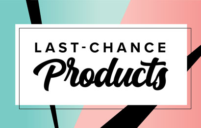 Last Chance retiring products