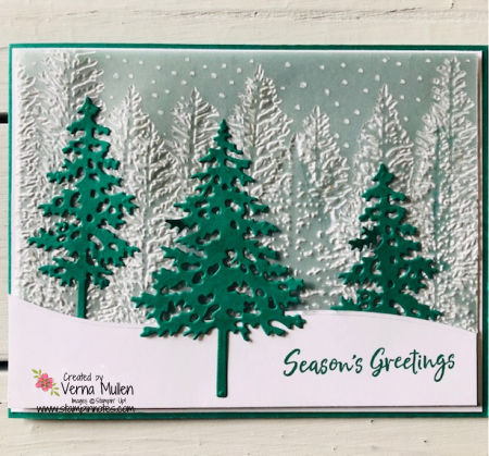 In the pines card single2