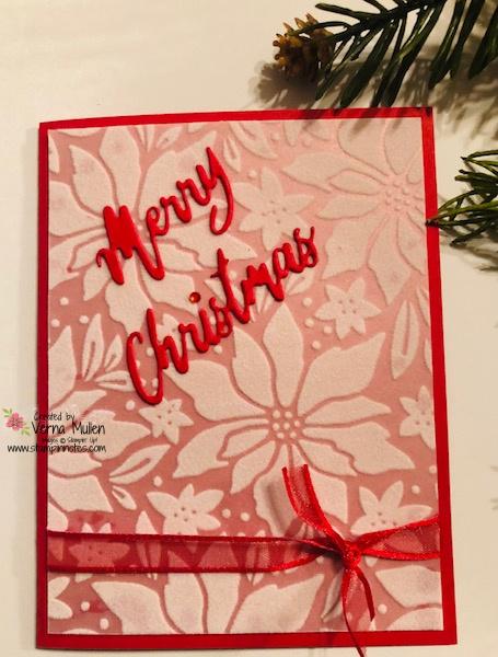 Plush Poinsettia DSP card2