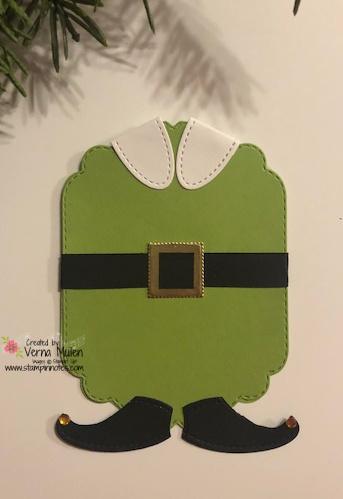 Elf gift card holder2