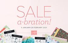 January-February 2021 Sale-A-Bration Brochure