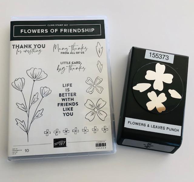 Flowers of friendship bundle