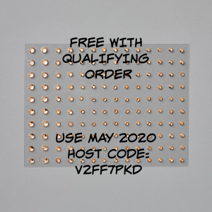 MAY HOST CODE  2020 CHAMPAGNE RHINESTONES (4)