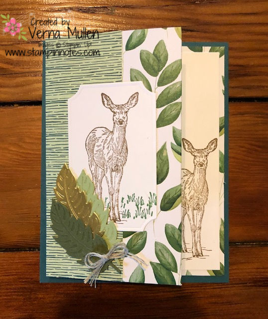 Forever Greenery masculine card2