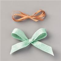 Basket weave ribbon