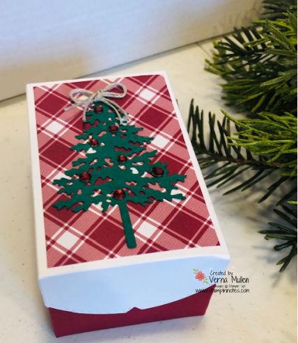 Tree box red 2