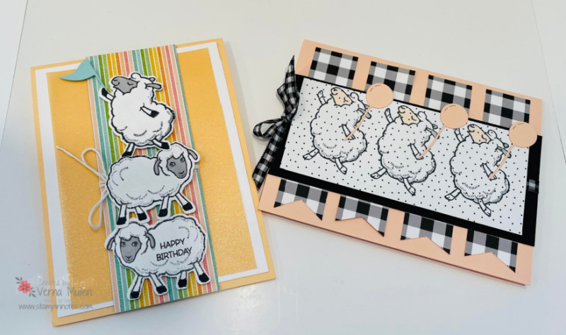 Counting sheep fb live 2 cards 2