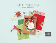 Augut-December 2021 Mini Catalog
