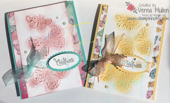 Butterfly wings embossing both (1)2