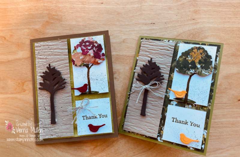 Beauty of Friendship mystery stamping cards2